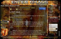 Enter Chaos V2 (Official Band)